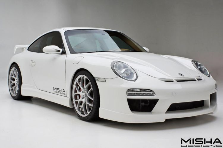 Misha Designs 2012 Porsche 911Picture tuning q wallpaper