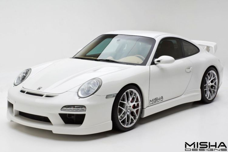 Misha Designs 2012 Porsche 911Picture tuning w wallpaper