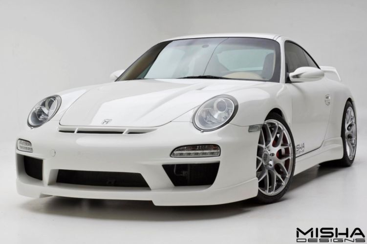 Misha Designs 2012 Porsche 911Picture tuning wallpaper