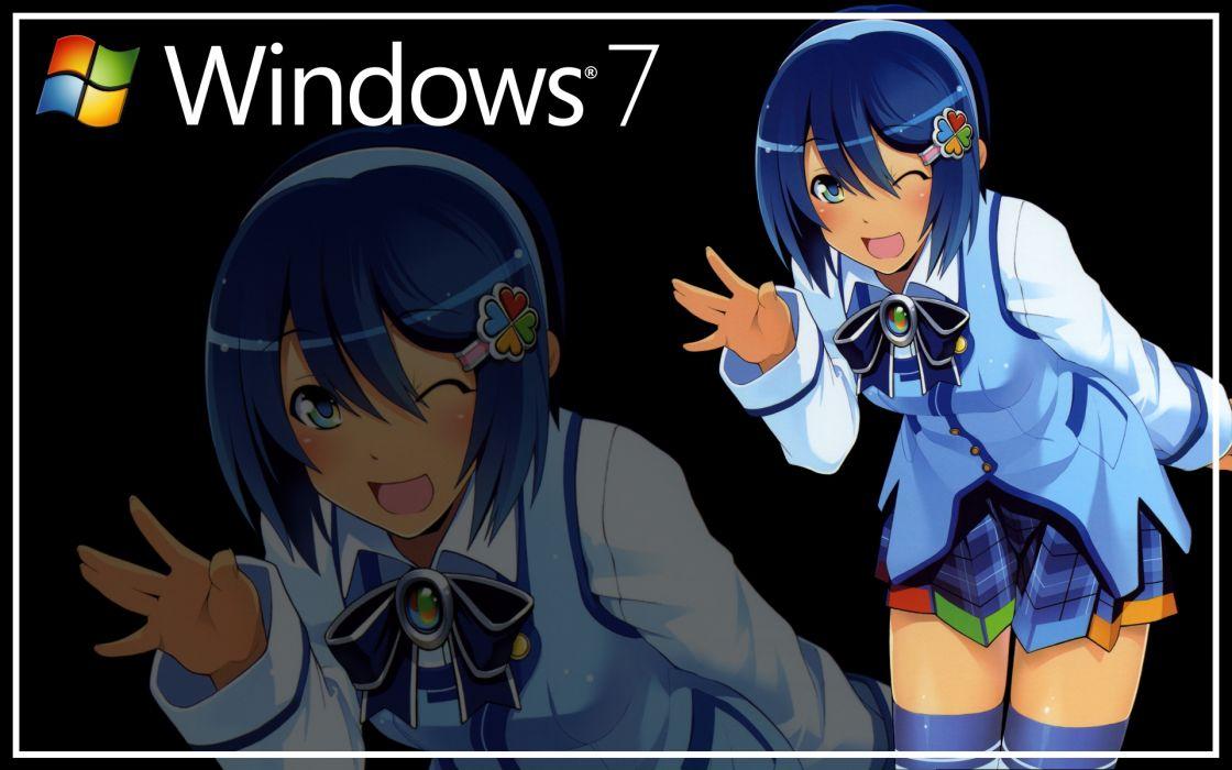 7 madobe nanami microsoft os-tan windows zoom layer wallpaper