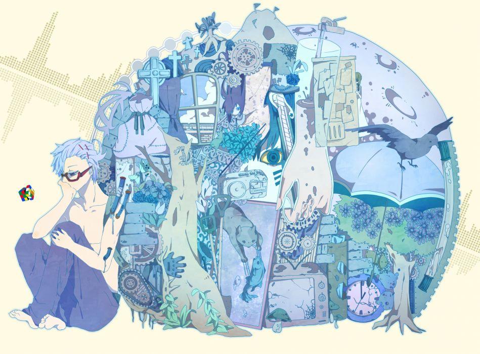 Akame ga Kill! Tales of Eternia Nanatsuiro Drops wallpaper