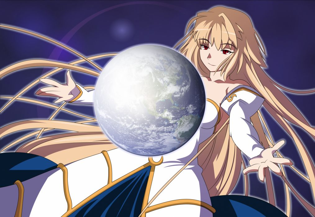 archetype earth arcueid brunestud melty blood shingetsutan tsukihime vector wallpaper