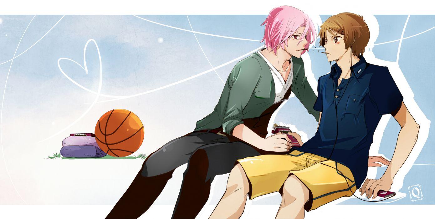 Kuroko no Basket Kuroko-no-Basket wallpaper