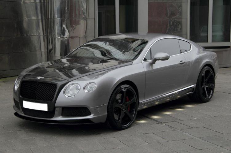 2013 Anderson Germany Bentley Continental GT tuning luxury wallpaper