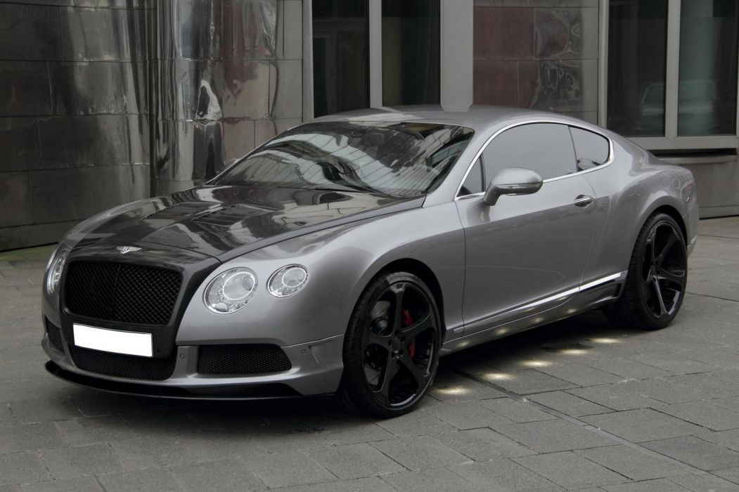 2013 Anderson Germany Bentley Continental GT tuning luxury wallpaper