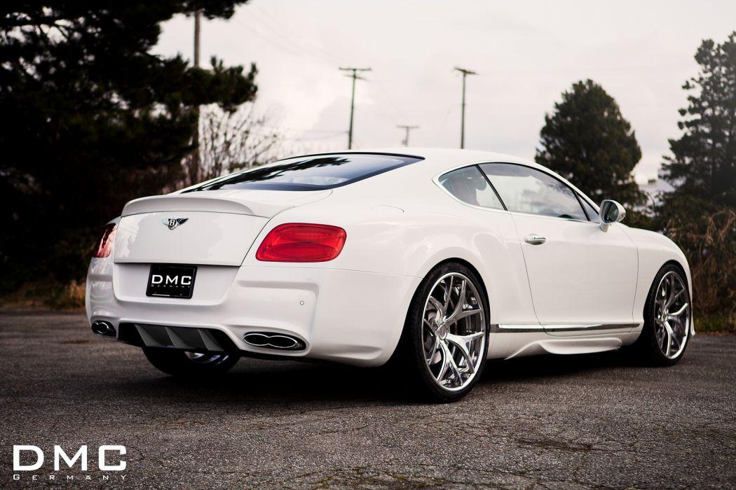 2013 DMC Bentley Continental GTC DURO tuning luxury  e wallpaper