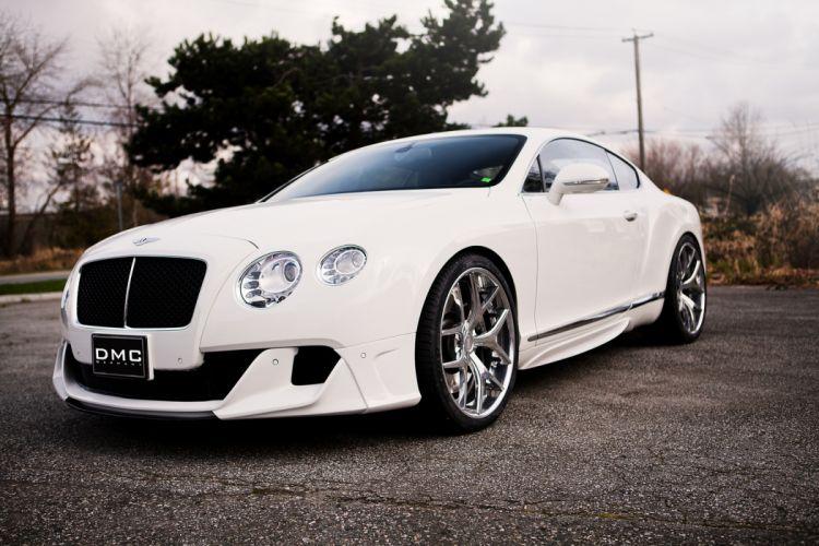 2013 DMC Bentley Continental GTC DURO tuning luxury wallpaper