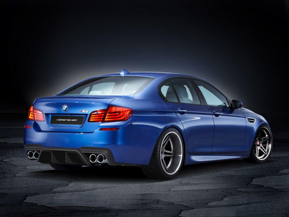 2013 Vorsteiner BMW M5 Sedan tuning q wallpaper