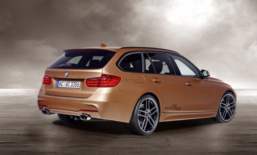 2013 AC Schnitzer BMW 3-Series Touring tuning q wallpaper