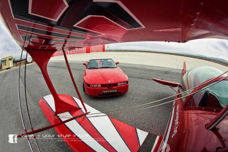 2013 Alfa Romeo Zagato Roadster tuning d wallpaper