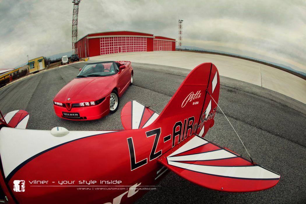 2013 Alfa Romeo Zagato Roadster tuning n wallpaper