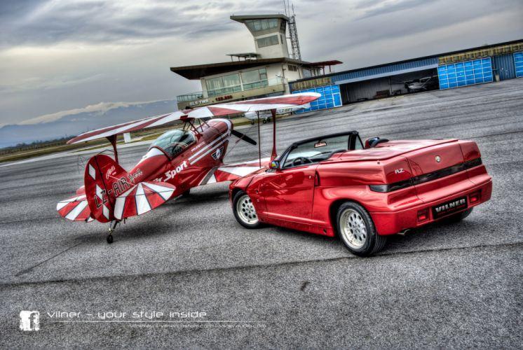 2013 Alfa Romeo Zagato Roadster tuning r wallpaper