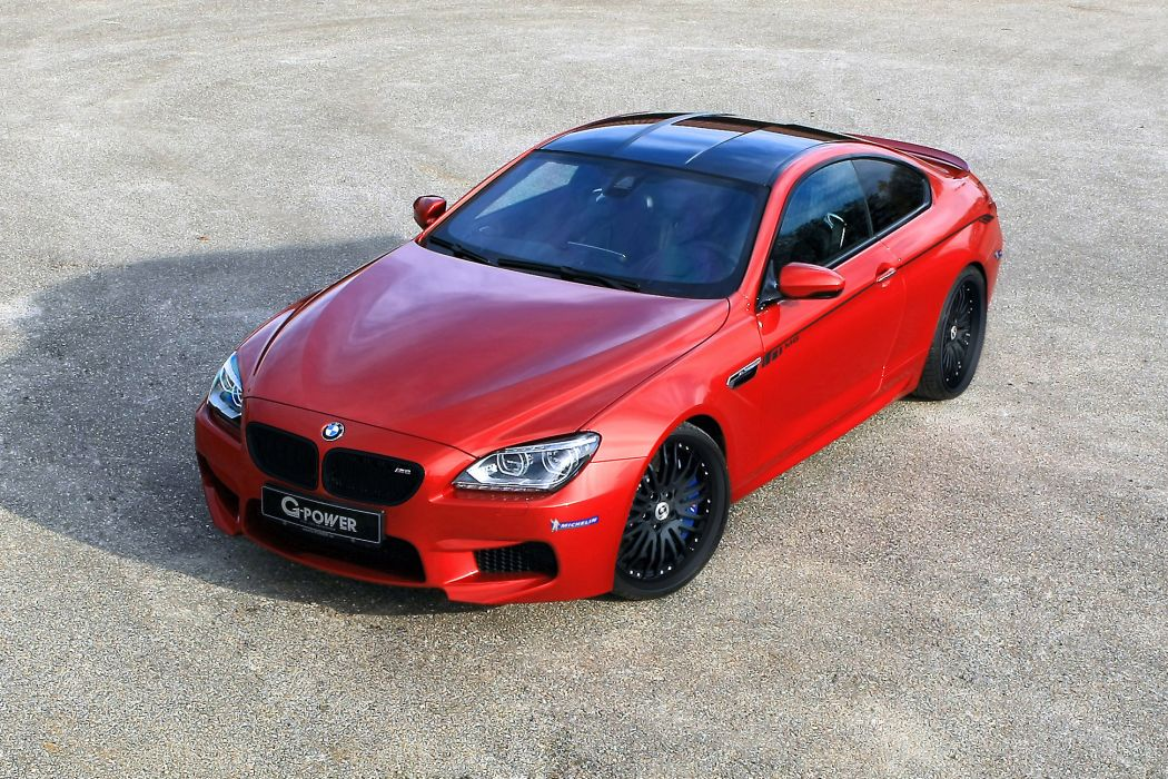 2013 G-Power BMW M-6 F12 Coupe tuning q wallpaper