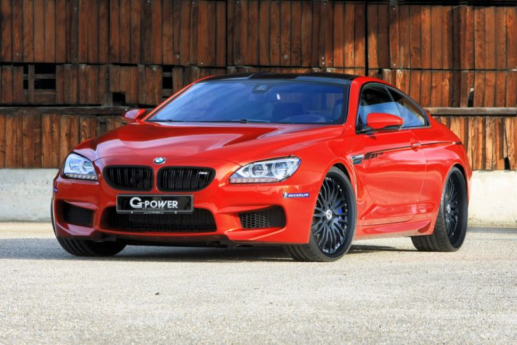 2013 G-Power BMW M-6 F12 Coupe tuning wallpaper