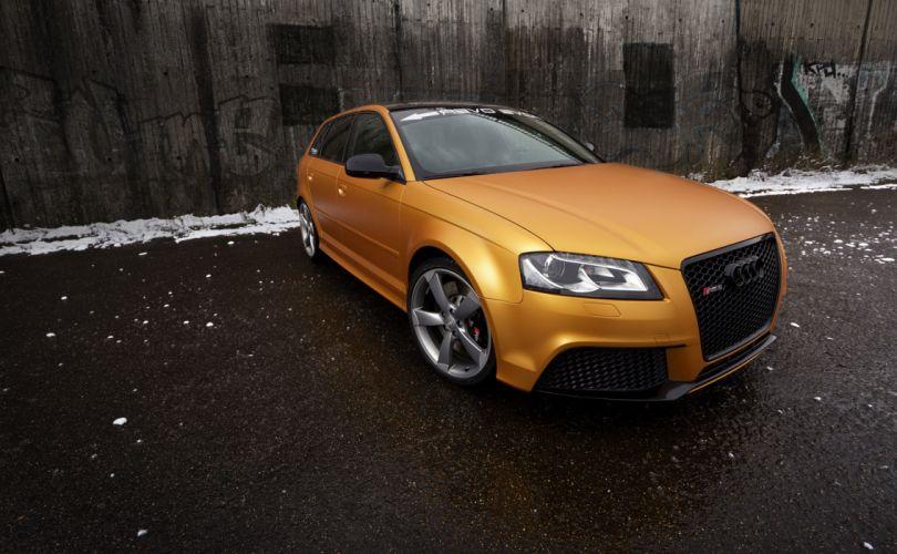 2013 Schwabenfolia Audi RS3 tuning stance w wallpaper
