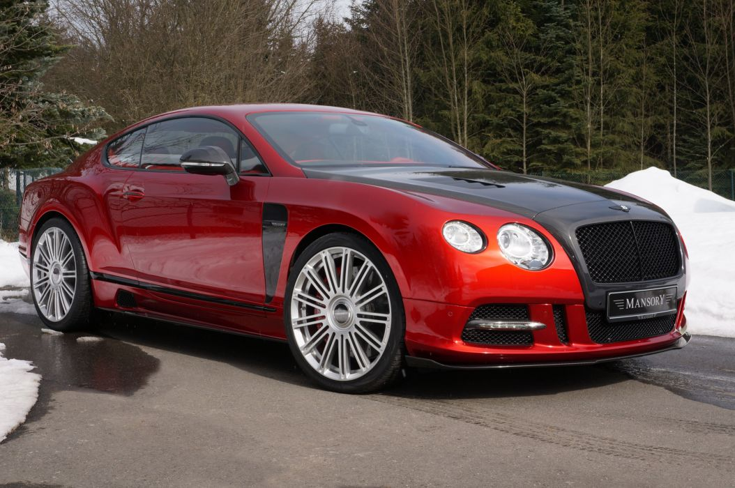 2013 Mansory Sanguis Bentley Continental GT tuning luxury supercar supercars q wallpaper