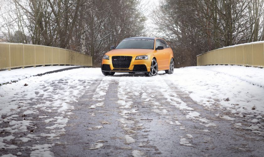 2013 Schwabenfolia Audi RS3 tuning stance e wallpaper