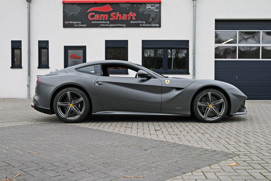 2012 Cam Shaft Ferrari F12 berlinetta supercar supercars q wallpaper