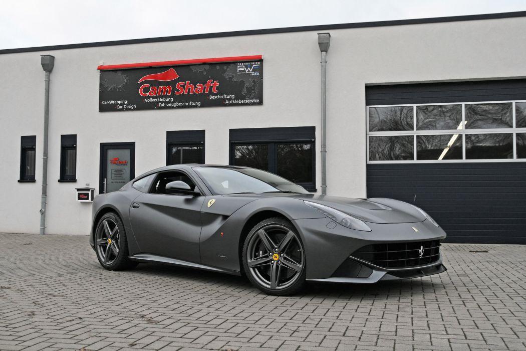 2012 Cam Shaft Ferrari F12 berlinetta supercar supercars wallpaper