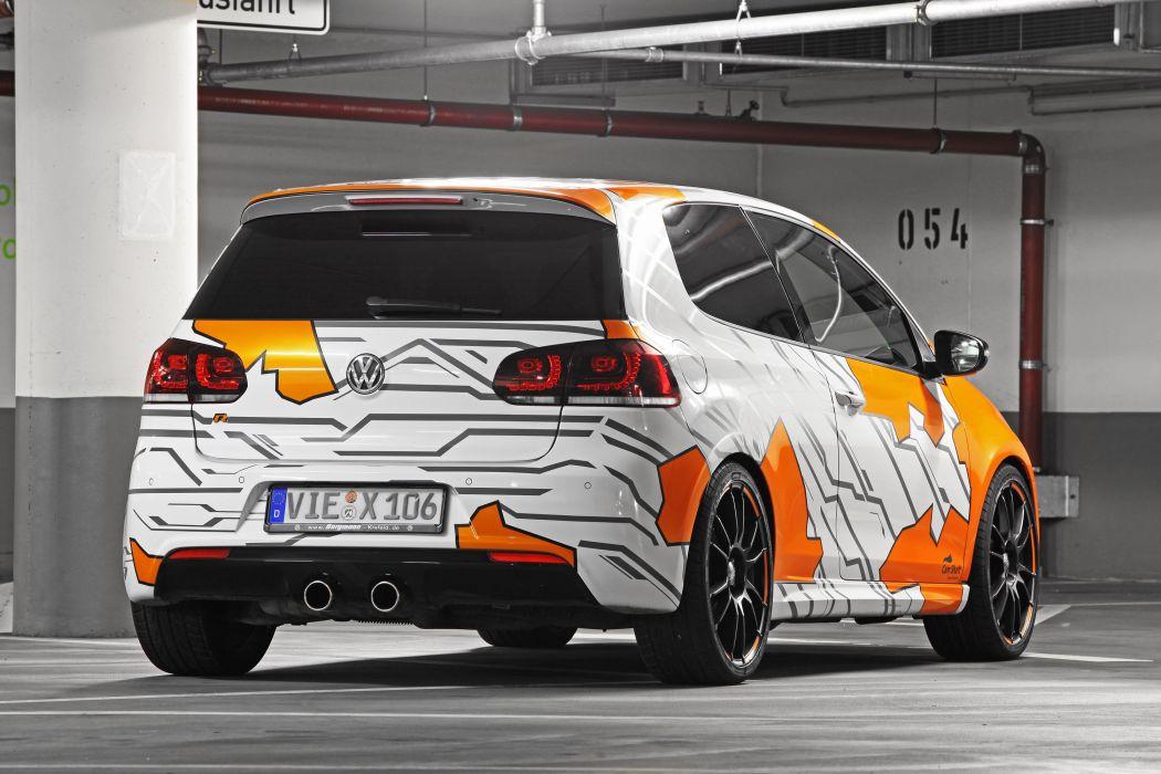 2012 Cam Shaft Volkswagen Golf VI-R tuning a wallpaper