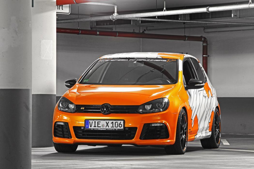 2012 Cam Shaft Volkswagen Golf VI-R tuning q wallpaper