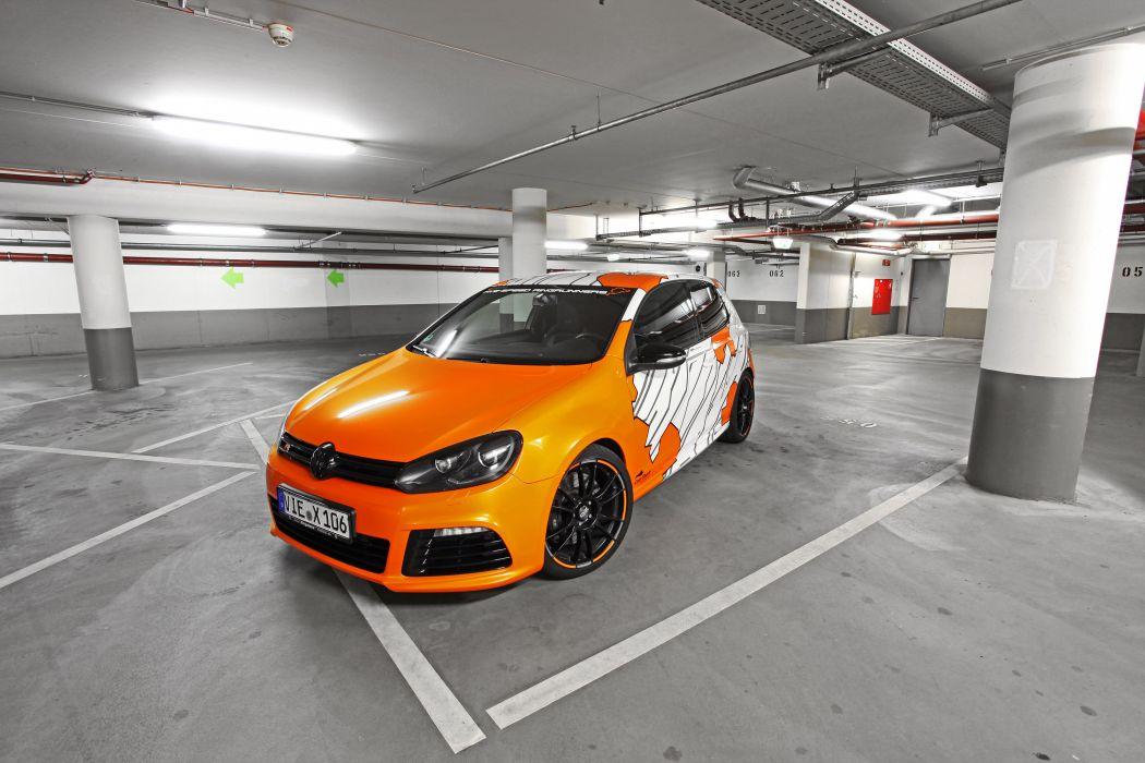 2012 Cam Shaft Volkswagen Golf VI-R tuning r wallpaper