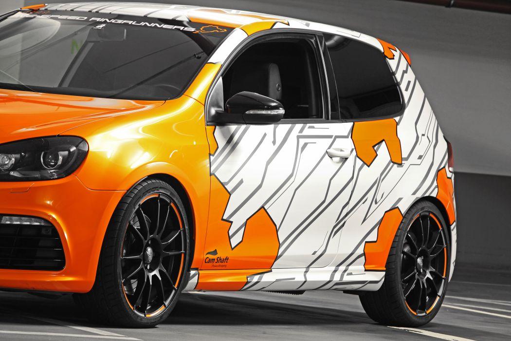 2012 Cam Shaft Volkswagen Golf VI-R tuning s wallpaper