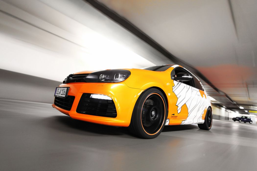 2012 Cam Shaft Volkswagen Golf VI-R tuning u wallpaper