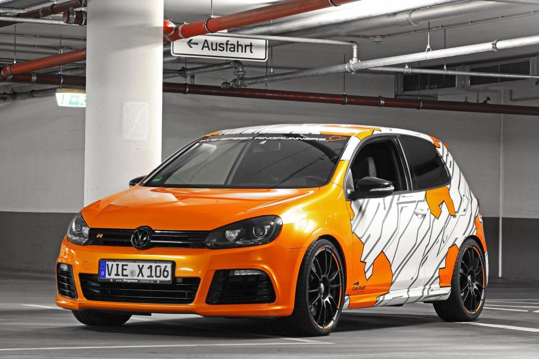 2012 Cam Shaft Volkswagen Golf VI-R tuning w wallpaper