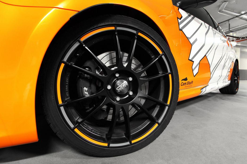 2012 Cam Shaft Volkswagen Golf VI-R tuning wheel wheels wallpaper