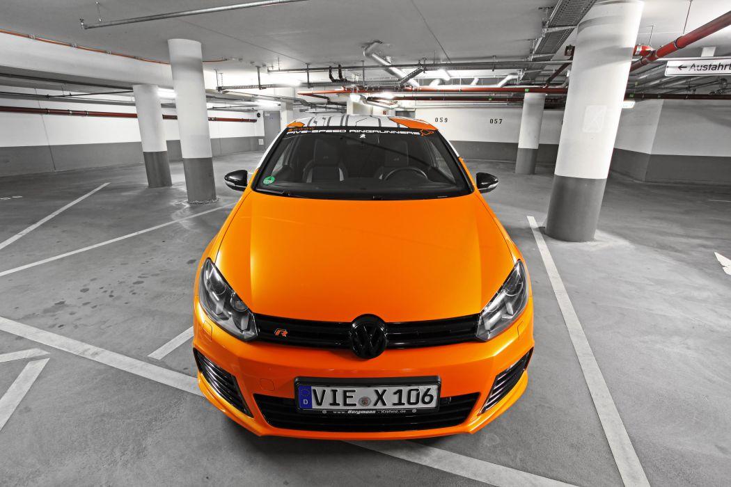 2012 Cam Shaft Volkswagen Golf VI-R tuning wallpaper