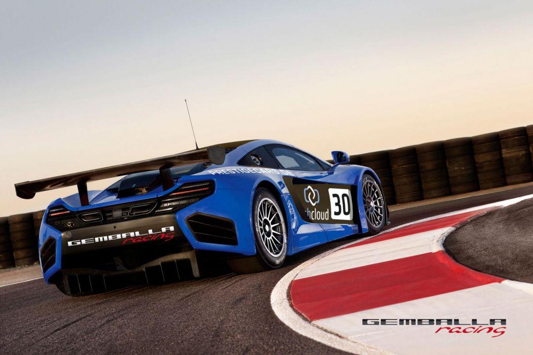 2012 Gemballa Racing McLaren MP4-12C GT3 supercar supercars race racing q wallpaper