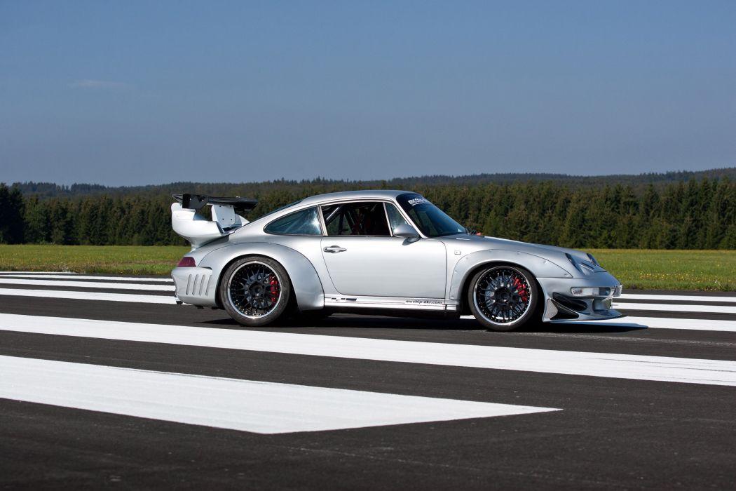 2012 Mcchip-DKR Porsche 993 GT2 Turbo Widebody MC600 tuning supercar supercars e wallpaper