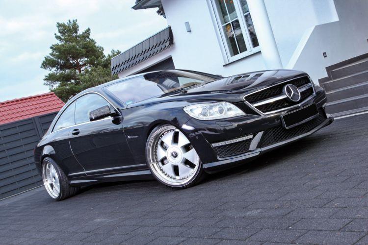 2012 Mercedes Benz tuning e wallpaper