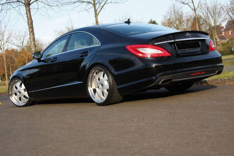 2012 Mercedes Benz tuning r wallpaper
