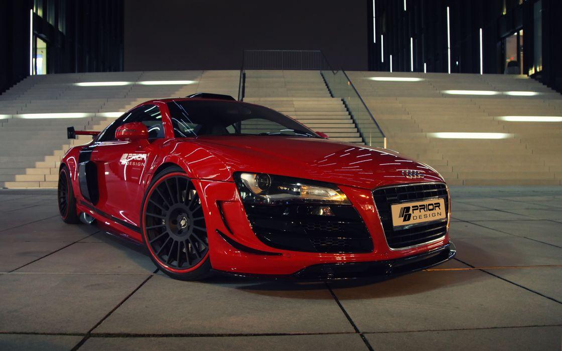 2012 Prior-Design Audi R8-PD GT650 tuning e wallpaper
