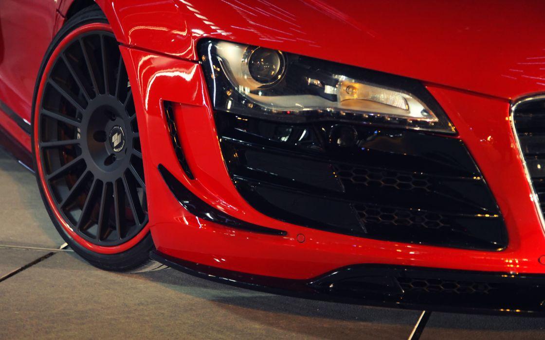 2012 Prior-Design Audi R8-PD GT650 tuning wheel wheels wallpaper
