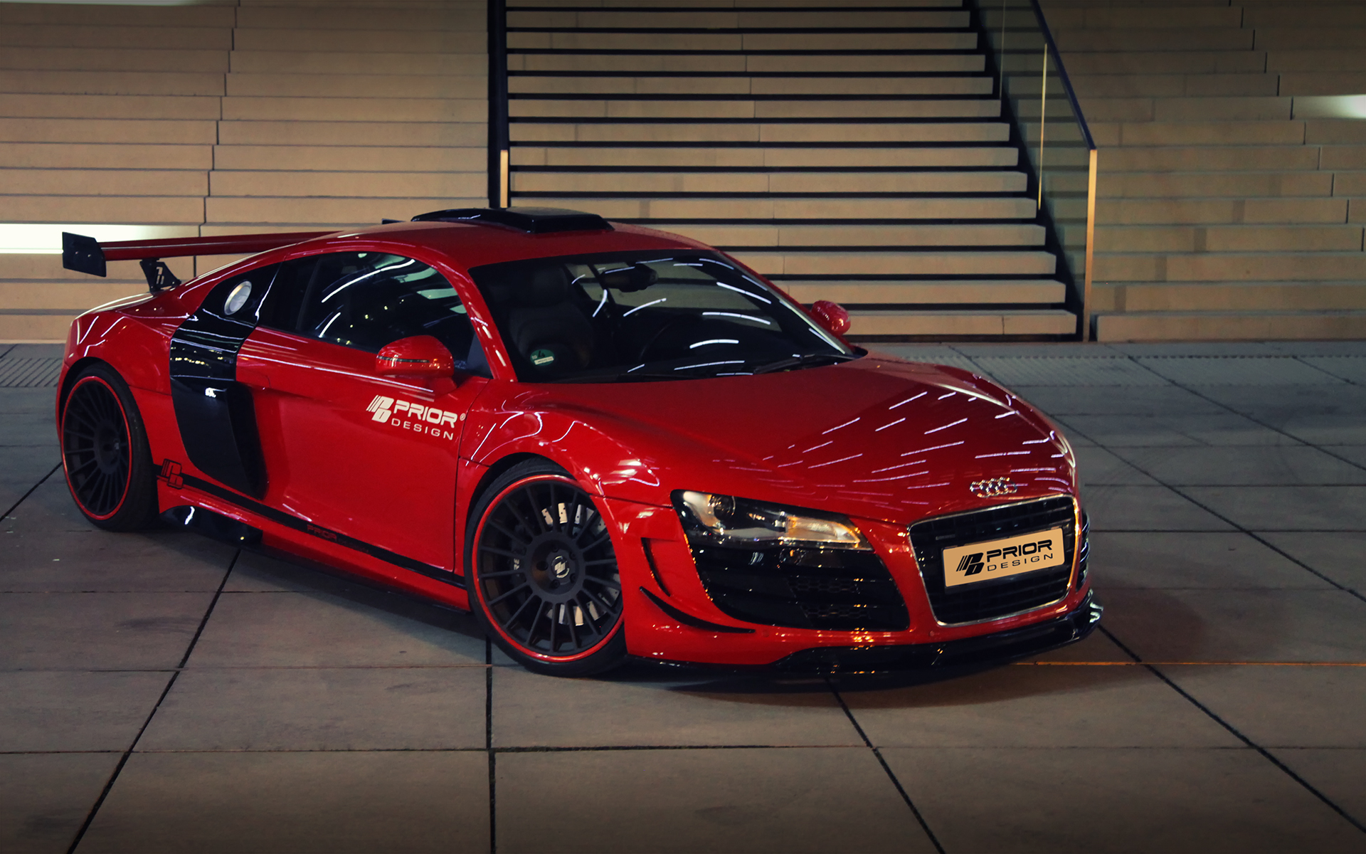 2012 Prior Design Audi R8 Pd Gt650 Tuning Wallpaper