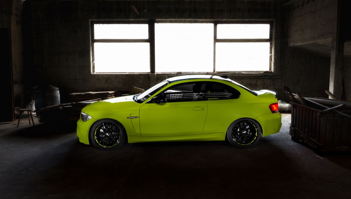 2012 Schwabenfolia BMW 1M-Coupe coupe tuning r wallpaper