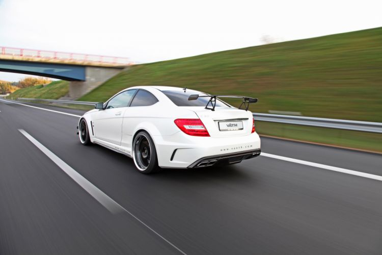 2012 VATH Mercedes Benz V-63 Coupe Supercharged tuning q wallpaper