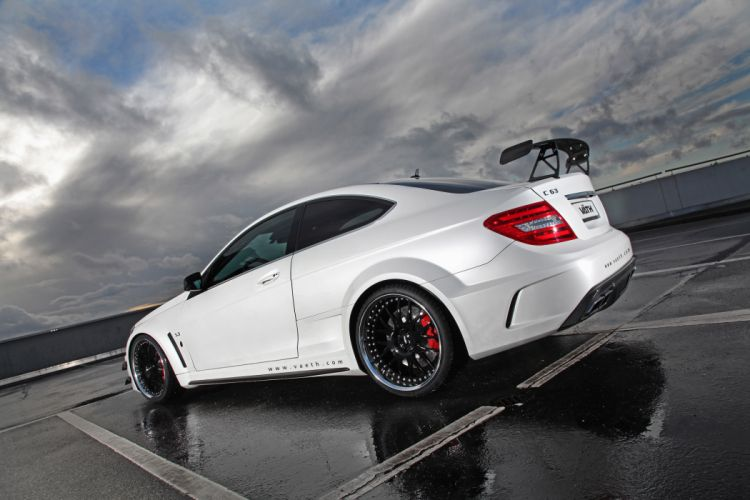 2012 VATH Mercedes Benz V-63 Coupe Supercharged tuning r wallpaper