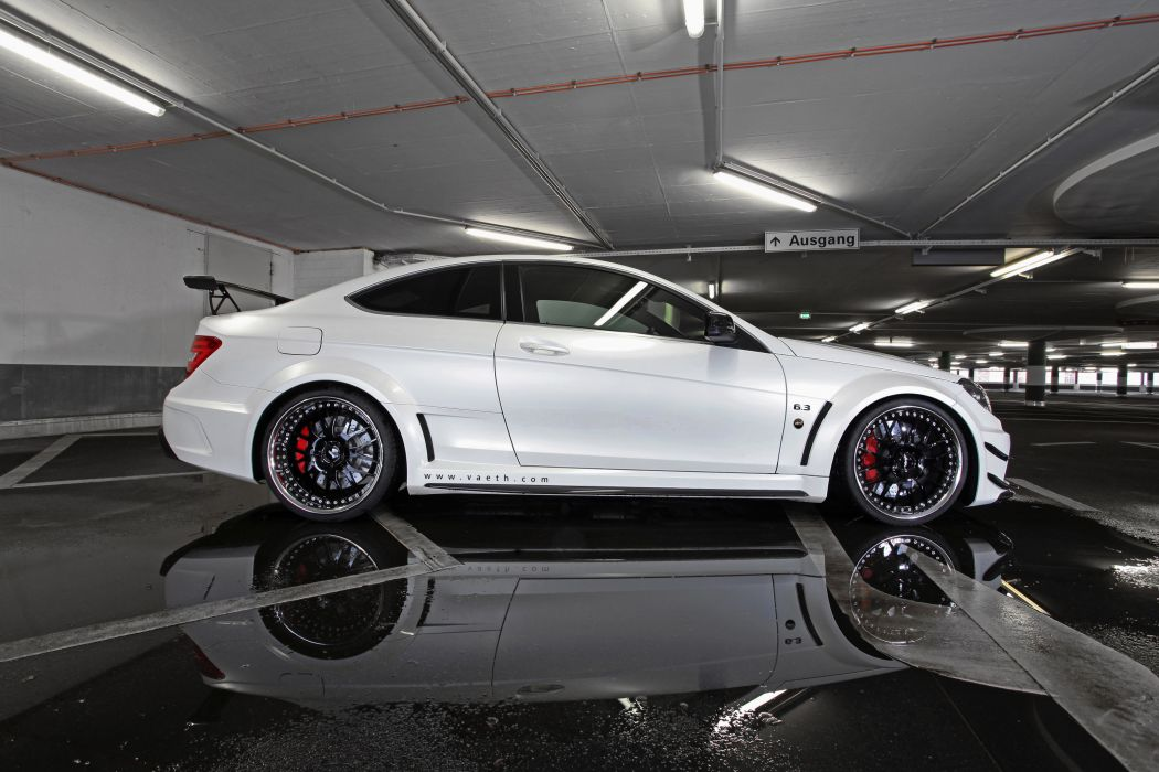 2012 VATH Mercedes Benz V-63 Coupe Supercharged tuning v wallpaper
