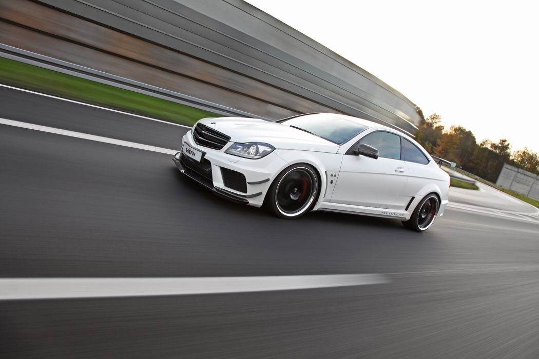 2012 VATH Mercedes Benz V-63 Coupe Supercharged tuning wallpaper