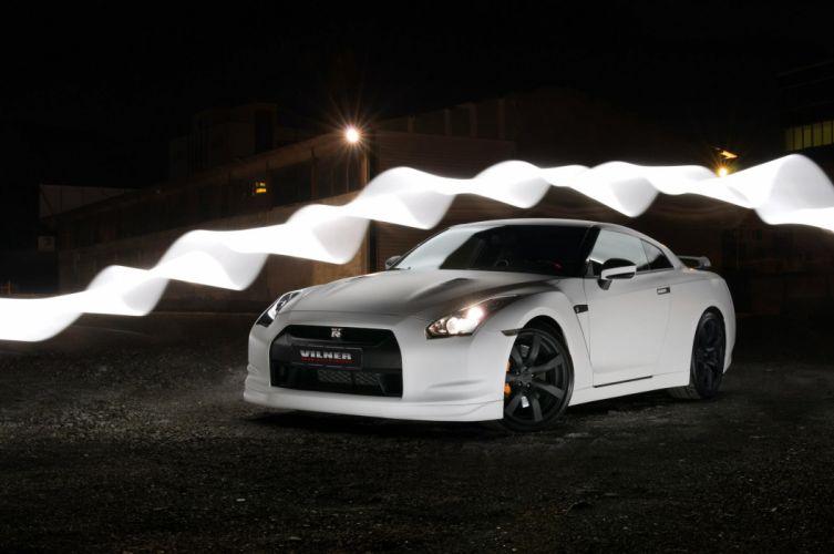 2012 Vilner Nissan GT-R Red Dragon supercar supercars tuning w wallpaper