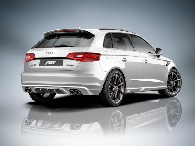 2013 ABT Audi AS3 Sportback tuning q wallpaper