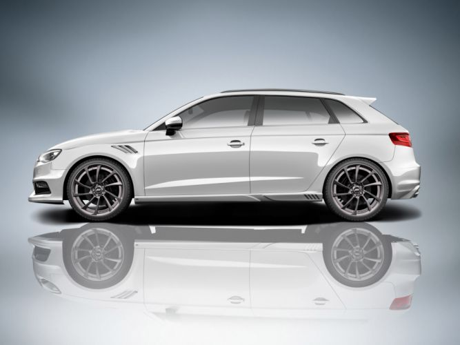 2013 ABT Audi AS3 Sportback tuning r wallpaper
