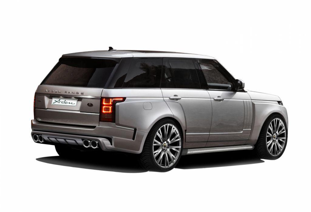 2013 Arden AR 9 Range Rover tuning suv offroad 4x4 q wallpaper