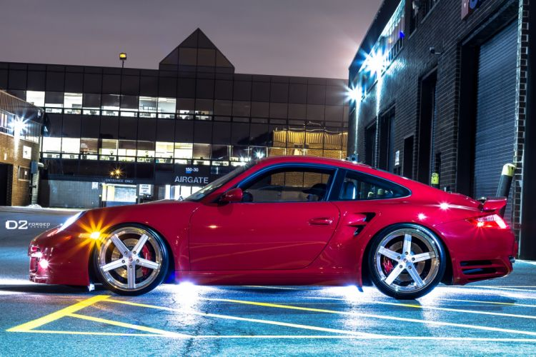 2012 D2Forged Porsche 997 Turbo CV2 tuning supercar supercars d wallpaper