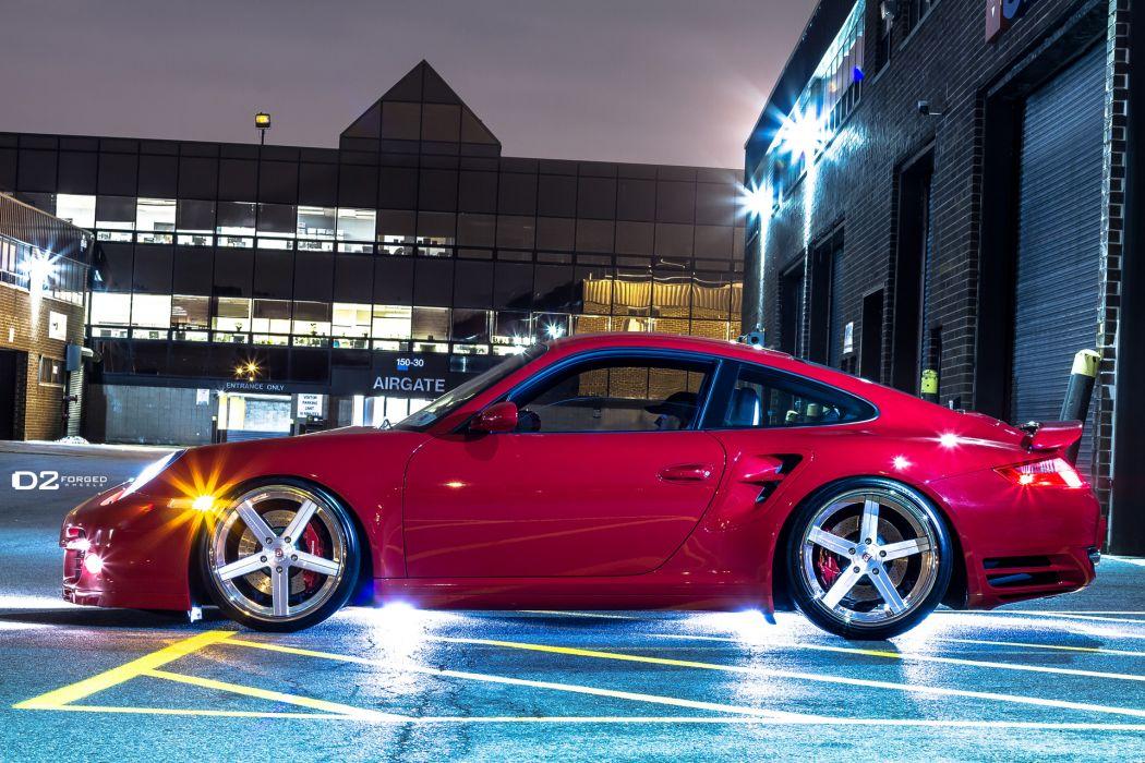 2012 D2Forged Porsche 997 Turbo CV2 tuning supercar supercars d wallpaper