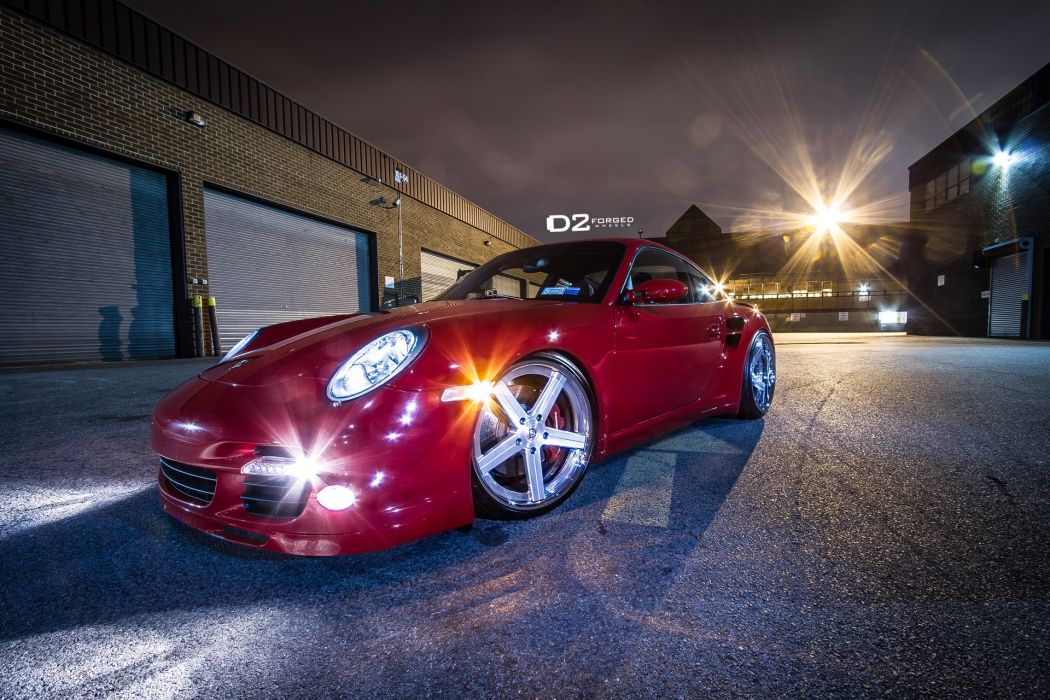 2012 D2Forged Porsche 997 Turbo CV2 tuning supercar supercars q wallpaper